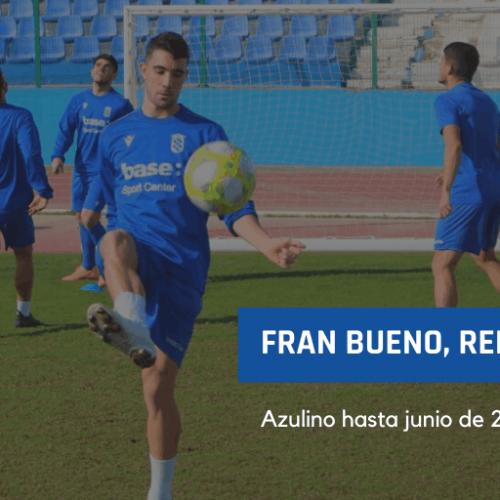 Fran Bueno renovado